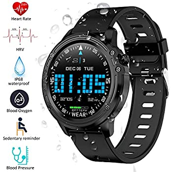 LENCISE New Smart Watch Business Bluetooth Smartwatch ...