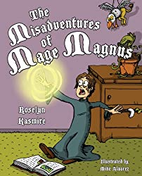 The Misadventures of Mage Magnus (English Edition)