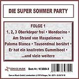G.G.Anderson Hit-Medley: Sommernacht in Rom / Am weißen Strand von San Angelo / Mädchen Mädchen / Sommer Sonne Cabrio / Heut geht's uns gut / Cheerio