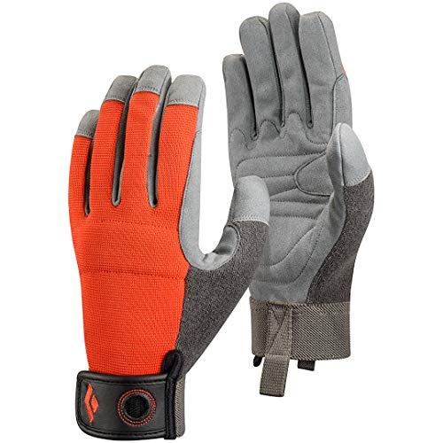 Black Diamond Crag Unisex-Handschuhe, Rot (Octane), M