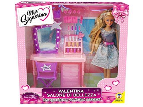 TEOREMA 74101–Muñeca Valentina salón de belleza