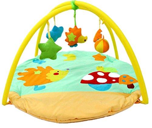 NWYJR Svolgere attività di palestra appeso giocattoli puro cotone bambino giocare Mat attività palestra