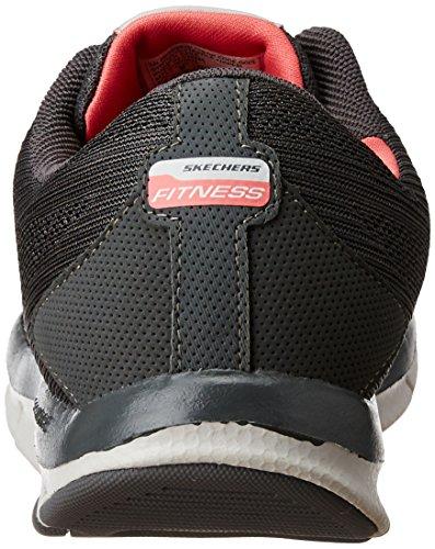SkechersLiv Go Spacey - Scarpe Sportive Outdoor donna Grigio