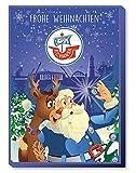 Hansa Rostock Navidad calendario, calendario de Adviento