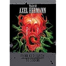 Von Iced Earth bis Sodom: Die Kunst des Axel Hermann
