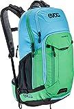 Evoc Rucksack ROAMER, neon blue/green, 50 x 27 x 14 cm, 22 Liter, 7016230175