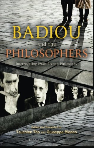 Badiou and the Philosophers