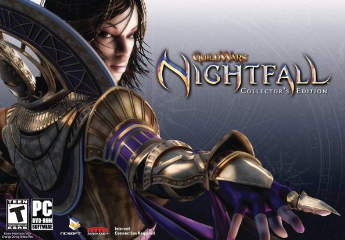 Nightfall Collectors (NCsoft Corporation Guild Wars: Nightfall Collector's Edition, PC)