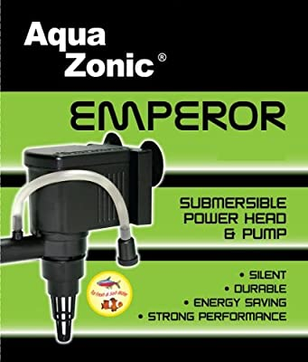 Ph119 Emperor Mini Powerhead 220 L/h Aquarium Fish Tank Water Pump Circulation