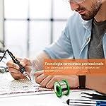 Saldatore-KitPreciva-60W-220V-Kit-di-Saldatura-a-Stagno-ProfessionaleTemperatura-Regolabile-2204805-Pz-Punta-saldatorefilo-per-saldatura50gper-Saldare-Piccoli-Elettrodomestici-Cellulari-ecc