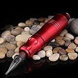 penna del motore del tatuaggio del tatuaggio della penna , red
