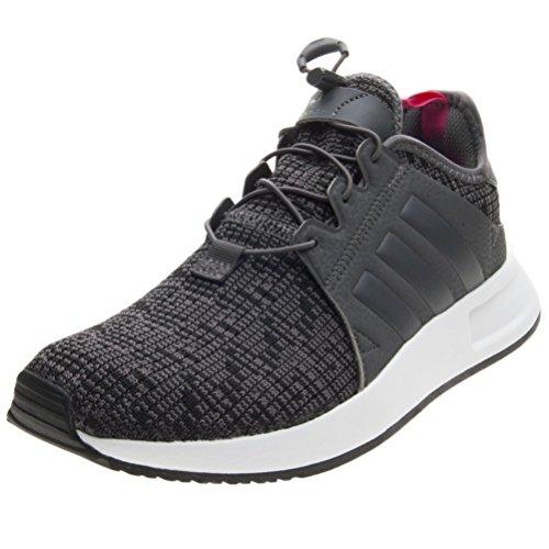 adidas Unisex-Erwachsene X PLR J 877 Sneaker, Grau (Grefiv/Grefiv/Ftwwht By9877), 38 EU