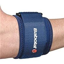 Babolat Tennis Elbow Support - Codera de tenis, color azul marino