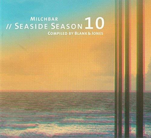 Milchbar Seaside Season 10 (Deluxe Hardcover Package) - Terrasse Sonnenuntergang
