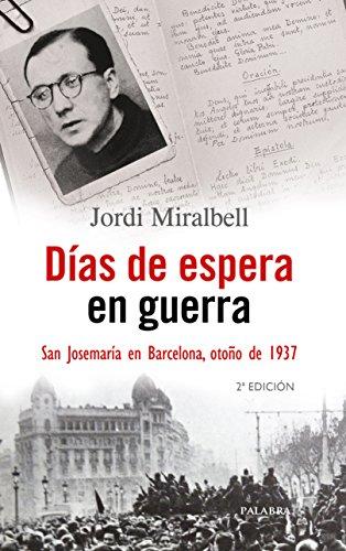 Días de espera en guerra (Testimonios) par Jordi Miralbell