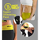 Hot Sweating Body Shapers Slimming Pant Hot Thermo Sweat Shapers Slimming Capri Pant Sauna Waist Cincher Girdle For Weight Loss Women & Men