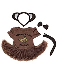 Petitebelle - Body - Bébé (fille) 0 à 24 mois marron marron