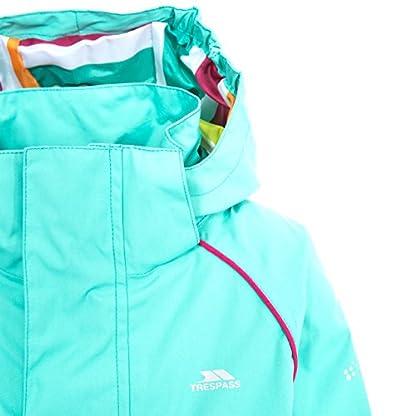 Trespass Kids' Lunaria Waterproof Rain/Outdoor Jacket 4