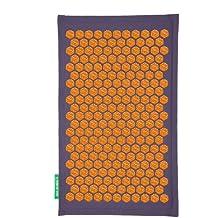 Champ de Fleurs - Mauve - Orange