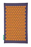 Blumenfeld lila-orange