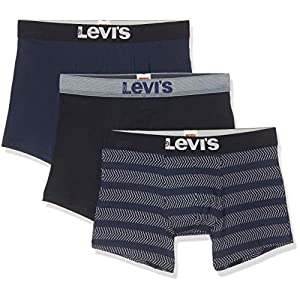 Levi's Levis Denim Inspired Giftbox 3p Bañador (Pack de 3) para Hombre