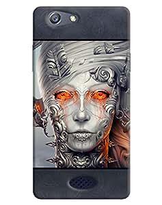 Oppo Neo 5 Back Cover By FurnishFantasy