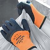 Polyco RHD/08 (SIZE 8) RHD/08 Reflex Hydro Gloves, Single Pair, Size 8/Medium, Orange/Black