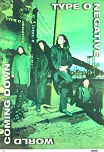 Empire 12968 Type O Negative World Coming Down Poster musique 61 x 91,5 cm