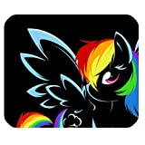 Cartoon My Little Pony Maus Pad, Mauspad, Gummi Mauspad (220mm * 180mm * 3mm)