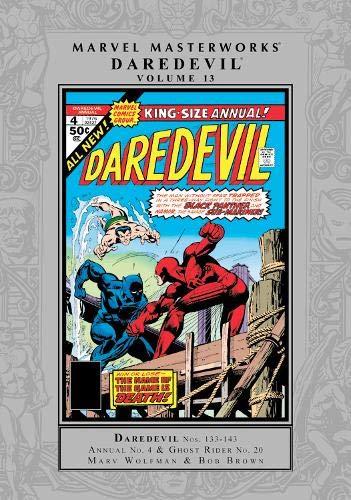 Marvel Masterworks: Daredevil Vol. 13