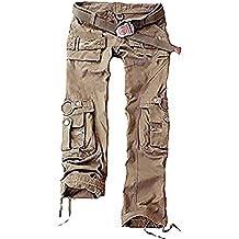 Juicy Trendz Pantalones Cargo Para Mujer Casual Trousers