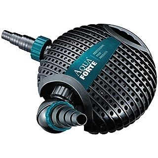 AquaForte Filter-/Teichpumpe O-10000, 120W, 10m³/h, Förderhöhe 4,5m