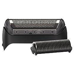Braun 10B Replacement Foil and Cutter Cassette Multi Black BLS Combi Pack