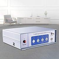 InLoveArts Concentrador de oxígeno Portatil con bolsa 1-3L / min Generador de oxígeno ajustable 220V Concentrador de oxígeno doméstico portátil con Batería de Litio de 2000mAh Uso continuo durante 2h