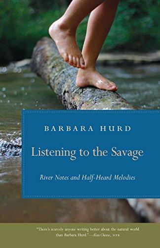 Listening to the Savage (Wormsloe Foundation Nature Book) (English Edition) (Hurd Barbara)