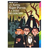 Harry Potter a L'ecole Des Sorciers/Harry Potter and the Sorcerer's Stone - French & European Pubns - 01/09/1999