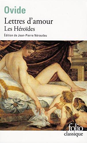 Lettres d'amour: Les Hrodes