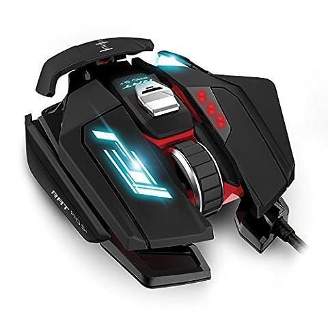 Mad Catz PRO S+ Gaming Maus für PC