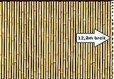Tapete Rollbild Bambuszaun - Bambus - Deko Bild Asia Wanddeko Dekorolle Bambusrohre Bambusstäbe Raumdekoration Bambusstangen Wandbilder Wanddekoration