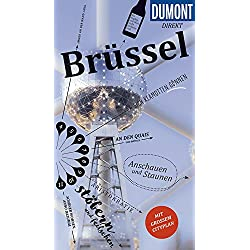 DuMont direkt Reiseführer Brüssel: Mit großem Cityplan