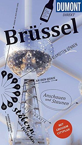 Preisvergleich Produktbild DuMont direkt Reiseführer Brüssel: Mit großem Cityplan
