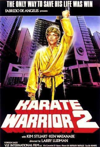 Bild von Karate Warrior 2 - Blood Tiger