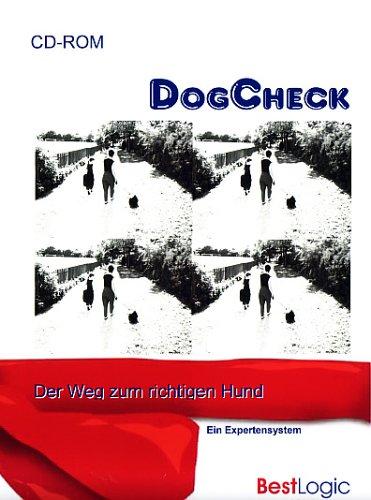 BestLogic DogCheck - Der Weg zum richtigen Hund. CD-ROM für Win98, NT, XP, 2000, 2003. Ein Expertensystem