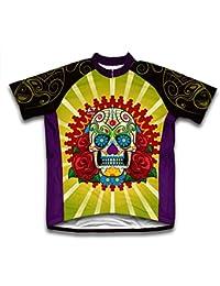 Catrina Maillot Camiseta de Ciclismo para Mujer Todas las Tallas - (3XL)