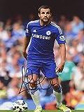 Cesc Fabregas Chelsea Hand Signed 12x 8Photo img01Authentic + Echtheitszertifikat