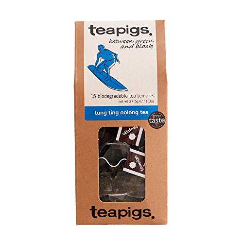 teapigs Tung ting Oolong 15 Tea Temples