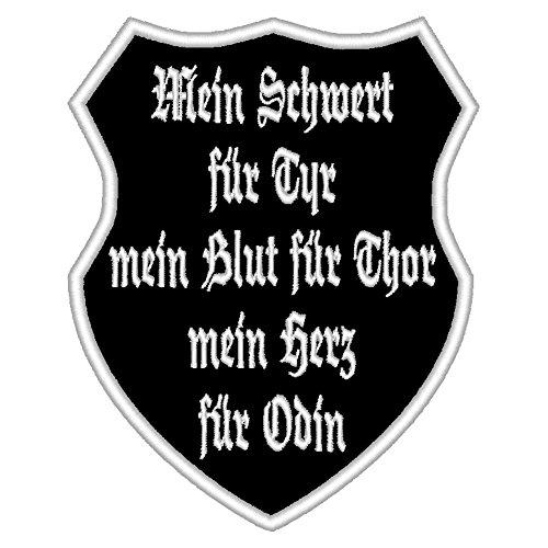 Schwert für Tyr als Wappen ()