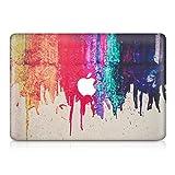 """Sticker Adhesivos Macbook,Caroki Nuevo Arte Opaco Protección Vinilo Adhesivo Skin para Apple Macbook Air 13""""(A1369/A1466)"""
