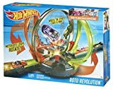 Hot Wheels Mattel FDF26 , Mega-Looping Crashbahn