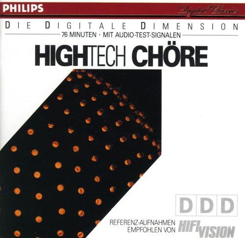 High-Tech Chöre (Referenz-Aufnahmen, Lim. Ed. Incl. Audio-Test-Signalen, DDD)